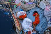 유엔 '플라스틱은 영원하다' 온라인 전시회