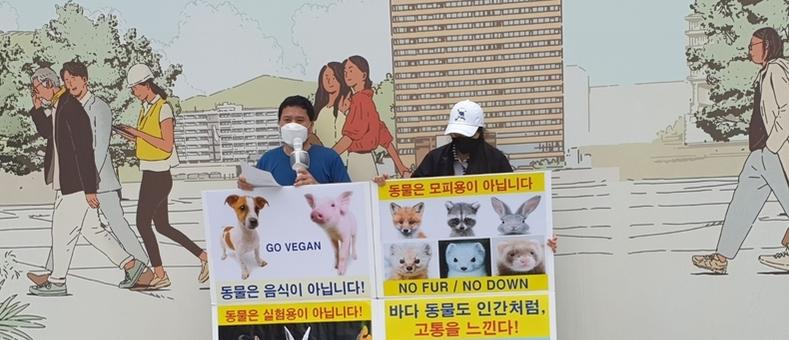 '세계 동물권 선언의 날' 맞아 동물권 보장 촉구